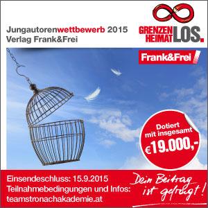 Jungautorenwettbewerb 2015