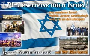 PI-Leserreise nach Israel