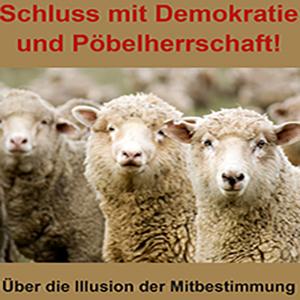 Schluss mit Demokratie und Pöbelherrschaft!: Über die Illusion der Mitbestimmung